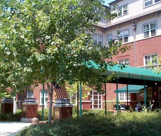 Weinberg Terrace apartments and tenant fit-out for Jewish Community ...